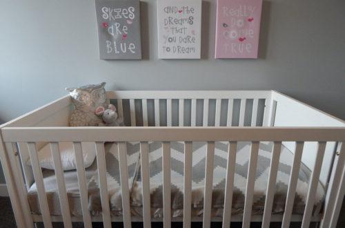 ciel de lit pour bébé