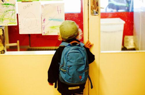 La rentrée scolaire 2020/21 en maternelle