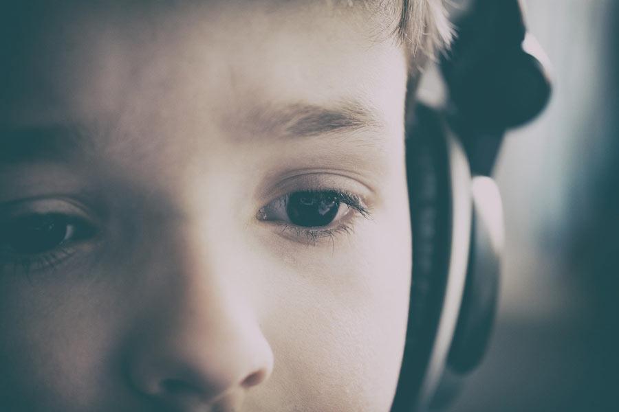 les livres audio pour les enfants