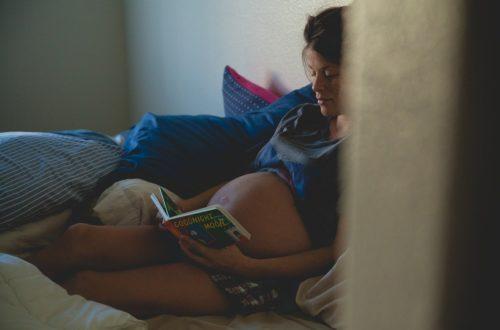 passage à l'heure d'été enceinte