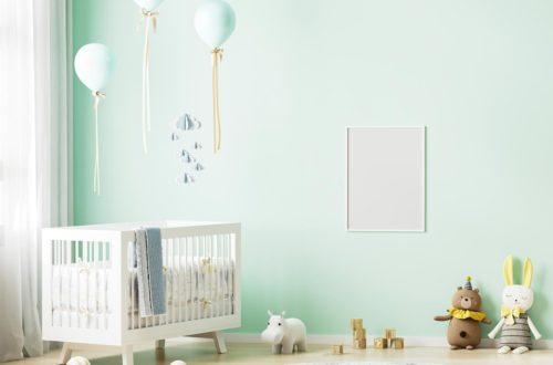 comment décorer une chambre d'enfant avec des matériaux sains ?